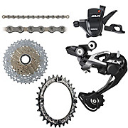 Shimano SLX 1x10 Speed Drivetrain Bundle