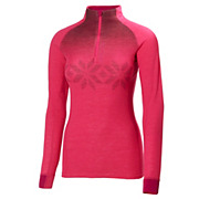 Helly Hansen Womens Warm High Neck 1-2 Zip AW14