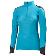 Helly Hansen Womens Warm Run Long Sleeve Top AW14