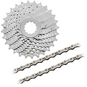 Shimano Tiagra 4600 10sp Cassette + Chain Bundle