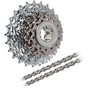 Shimano Ultegra 6500 9sp Cassette + Chain Bundle