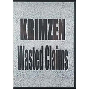 DVD Krimzen - Wasted Claims
