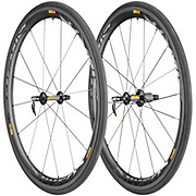 Mavic Cosmic Carbone 40 Tubular Wheelset 2015