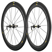 Mavic Cosmic Carbone SLE Black Wheelset 2015
