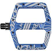 NS Bikes Radiance Flat Pedals 2015