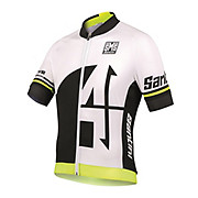 Santini Interactive 2.0 Aero S-S Jersey SS15
