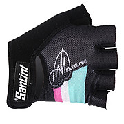 Santini Womens Anna Meares Race Mitts SS15