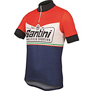 Santini Wool Heritage S-S Jersey 2.0 SS15
