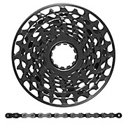SRAM 7 Speed DH Cassette + Chain Bundle