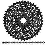 SRAM 11 Speed MTB Cassette + Chain Bundle