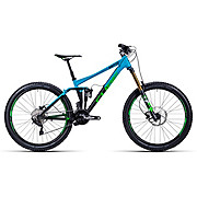 Cube Fritzz 180 HPA Race 27.5 Suspension Bike 2015