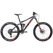 Cube Fritzz 180 HPA SL 27.5 Suspension Bike 2015