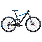 Cube Stereo 120 HPA Race 29 Suspension Bike 2015
