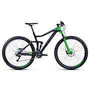 Cube Stereo 120 HPC Pro 29 Suspension Bike 2015