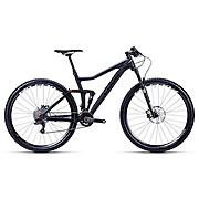 Cube Stereo 120 HPC Race 29 Suspension Bike 2015