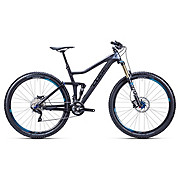 Cube Stereo 140 HPC Pro 29 Suspension Bike 2015