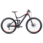 Cube Stereo 140 HPC Race 29 Suspension Bike 2015