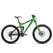 Cube Stereo 160 HPA Pro 27.5 Suspension Bike 2015