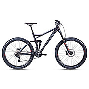 Cube Stereo 160 HPA Race 27.5 Suspension Bike 2015