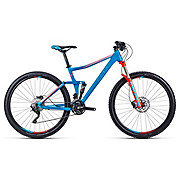 Cube Sting WLS 120 Pro Suspension Bike 2015
