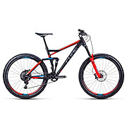 Cube Stereo 160 HPA SL 27.5 Suspension Bike 2015
