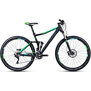 Cube Sting WLS 120 Race Suspension Bike 2015
