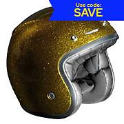 Troy Lee Designs Metal Flake Helmet - Gold