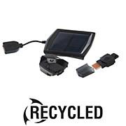 Blackburn Flea 4 Solar Front Light - Ex Display