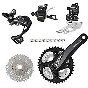 Shimano XT M785 Double Transmission Groupset