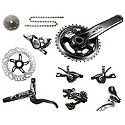 Shimano XTR M9000 11 Speed Double Groupset