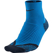 Nike Elite Running Cushion Quarter Socks SS15