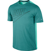 Nike Legend Run Swoosh Tee AW14