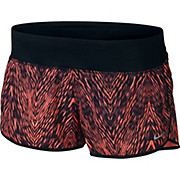 Nike Womens Printed 2 Rival Shorts