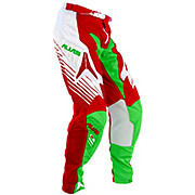 Alias A1 Pants - Neon Green-Red SS15