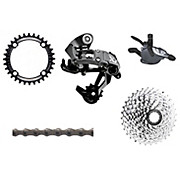 SRAM X7 Type 2 1x10 Speed Drivetrain Bundle