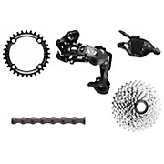 SRAM X9 Type 2 1x10 Speed Drivetrain Bundle
