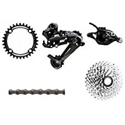 SRAM X0 Type 2 1x10 Speed Drivetrain Bundle