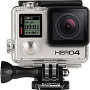 GoPro Hero4 Black Camera + FREE Chest Mount