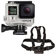 GoPro Hero4 Silver Camera + FREE Chest Mount