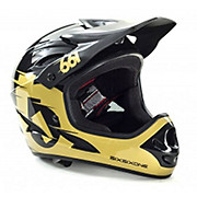 661 Comp Helmet - Black-Gold 2015