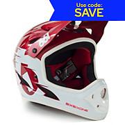 661 Comp Helmet - Red 2015