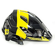 661 Evo AM TRES Helmet - Black-Yellow 2015