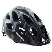 661 Recon Stryker Helmet - Black-Grey 2015