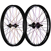 Blank Compound 2 Wheelset - Oil Slick