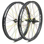 Blank Compound 2 Wheelset - Rasta