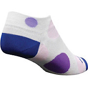 SockGuy Womens 1  Bubble Gum