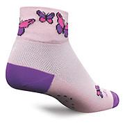 SockGuy Womens 1  Butterfly