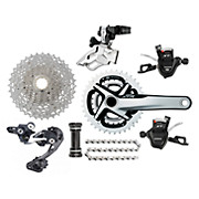 Shimano XTR-XT M985 Double Transmission Groupset
