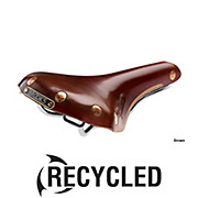 Brooks England Swift Chrome Saddle - Ex Display