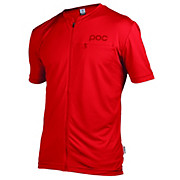 POC Trail Light Zip Tee 2015